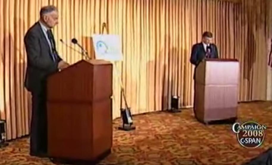 Free & Equal Presidential Debate Nader v. Baldwin
