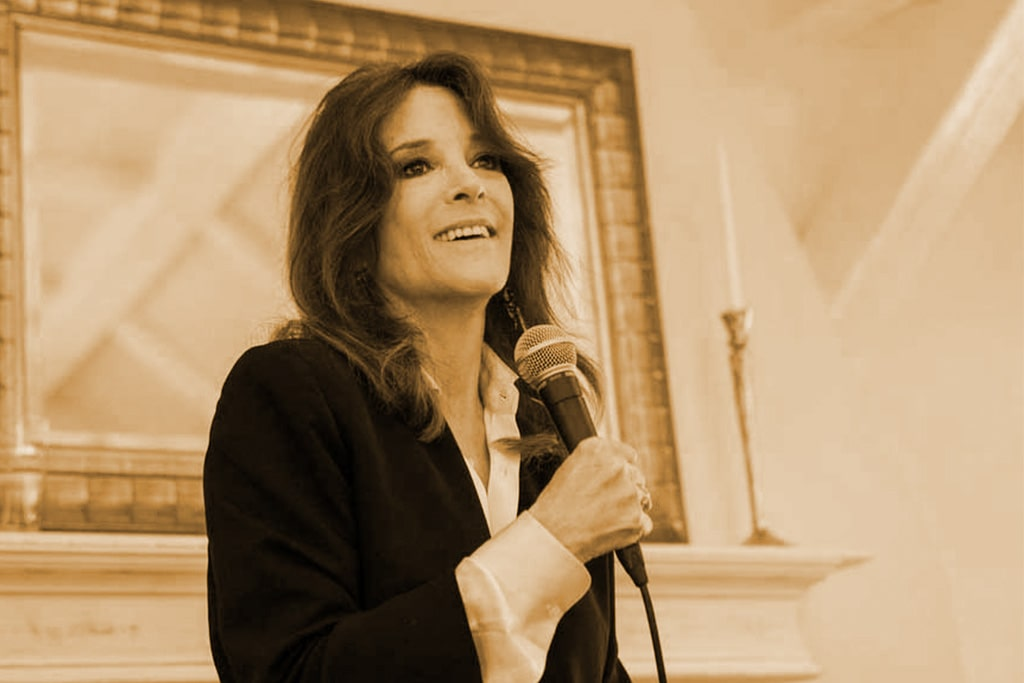 Events & Friends - Marianne Williamson-min